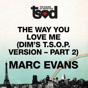 Marc Evans 歌手頭像