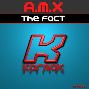 A.M.X 歌手頭像