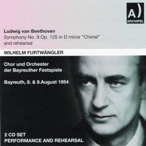 Bayreuth Festival Orchestra, Wilhelm Furtwängler 歌手頭像