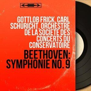 Gottlob Frick, Carl Schuricht, Orchestre de la Société des concerts du Conservatoire 歌手頭像