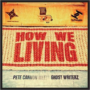Pete Cannon, Ghost Writerz