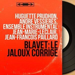 Huguette Prudhon, André Vessières, Ensemble instrumental Jean-Marie-Leclair, Jean-François Paillard 歌手頭像