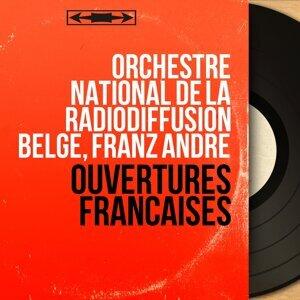 Orchestre national de la Radiodiffusion belge, Franz André 歌手頭像