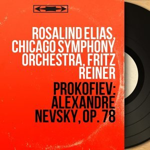 Rosalind Elias, Chicago Symphony Orchestra, Fritz Reiner 歌手頭像