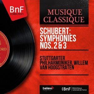 Stuttgarter Philharmoniker, Willem van Hoogstraten 歌手頭像