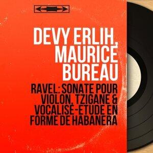 Devy Erlih, Maurice Bureau 歌手頭像