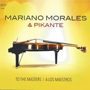 Mariano Morales, Pikante 歌手頭像