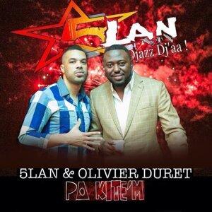 5Lan, Olivier Duret 歌手頭像