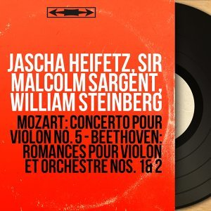 Jascha Heifetz, Sir Malcolm Sargent, William Steinberg 歌手頭像
