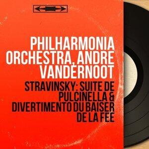 Philharmonia Orchestra, André Vandernoot 歌手頭像