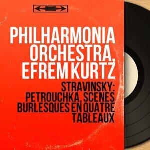 Philharmonia Orchestra, Efrem Kurtz 歌手頭像