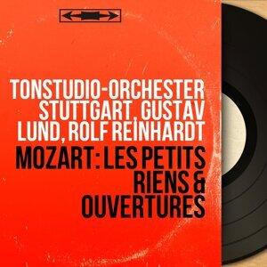 Tonstudio-Orchester Stuttgart, Gustav Lund, Rolf Reinhardt 歌手頭像