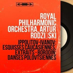 Royal Philharmonic Orchestra, Artur Rodziński 歌手頭像