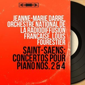 Jeanne-Marie Darré, Orchestre national de la Radiodiffusion française, Louis Fourestier 歌手頭像