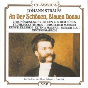 Das Orchester der Wiener Volksoper, Peter Falk 歌手頭像