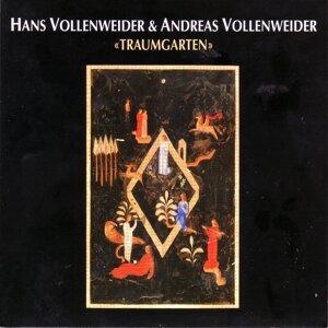 Andreas Vollenweider & Hans Vollenweider アーティスト写真