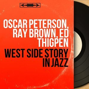 Oscar Peterson, Ray Brown, Ed Thigpen アーティスト写真
