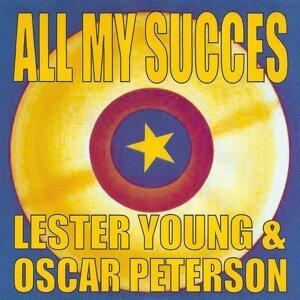 Lester Young, Oscar Peterson 歌手頭像