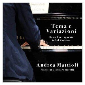 Andrea Mattioli 歌手頭像