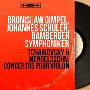 Bronisław Gimpel, Johannes Schüler, Bamberger Symphoniker 歌手頭像