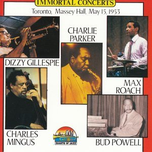 Dizzy Gillespie, Charlie Parker, Bud Powell, Charlie Mingus, Max Roach 歌手頭像