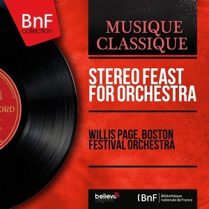 Willis Page, Boston Festival Orchestra 歌手頭像