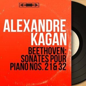 Alexandre Kagan 歌手頭像