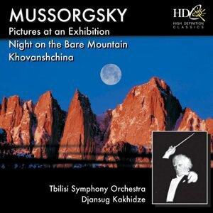 Tbilisi Symphony Orchestra, Djansug Kakhidze 歌手頭像