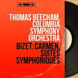 Thomas Beecham, Columbia Symphony Orchestra 歌手頭像