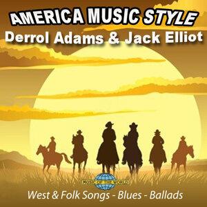 Jack Elliot, Derrol Adams 歌手頭像