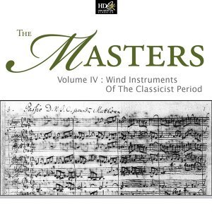 The Masters Vol. 4: Wind Instruments Of The Classicist Period: Mozart: Concerti For Wind Instruments 歌手頭像