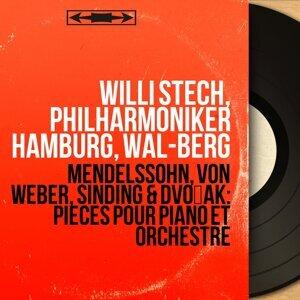 Willi Stech, Philharmoniker Hamburg, Wal-Berg 歌手頭像