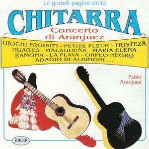 Pablo Aranjuez 歌手頭像