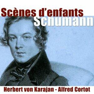 Alfred Cortot, Herbert von Karajan, Philharmonia Orchestra 歌手頭像