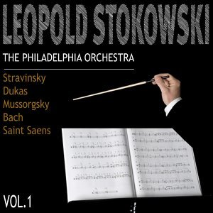 Leopold Stokowski, The Philadelphia Orchestra 歌手頭像