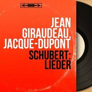 Jean Giraudeau, Jacque-Dupont 歌手頭像