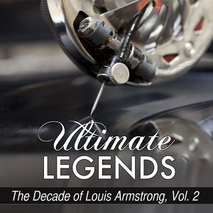 Louis Armstrong and His Orchestra, Louis Armstrong 歌手頭像