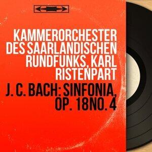 Kammerorchester des Saarländischen Rundfunks, Karl Ristenpart 歌手頭像