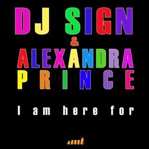 DJ Sign, Alexandra Prince 歌手頭像