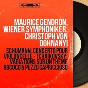 Maurice Gendron, Wiener Symphoniker, Christoph von Dohnányi 歌手頭像