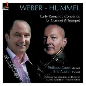 Philippe Cuper, Eric Aubier 歌手頭像