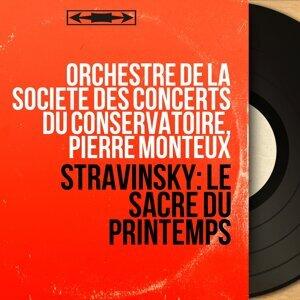 Orchestre de la Société des concerts du Conservatoire, Pierre Monteux 歌手頭像