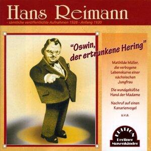Hans Reimann 歌手頭像
