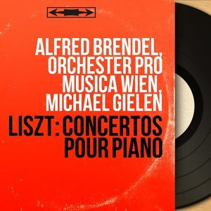 Alfred Brendel, Orchester Pro Musica Wien, Michael Gielen 歌手頭像