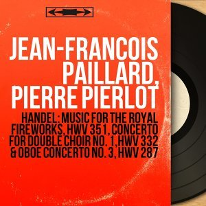 Jean-François Paillard, Pierre Pierlot 歌手頭像