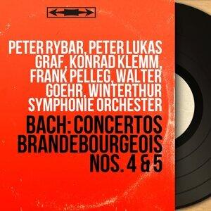 Peter Rybar, Peter Lukas Graf, Konrad Klemm, Frank Pelleg, Walter Goehr, Winterthur Symphonie Orchester 歌手頭像