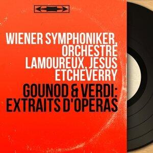 Wiener Symphoniker, Orchestre Lamoureux, Jésus Etcheverry 歌手頭像