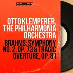 Otto Klemperer, The Philharmonia Orchestra 歌手頭像
