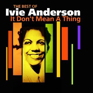 Ivie Anderson, Duke Ellington 歌手頭像
