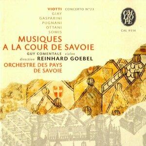 Guy Comentale, Reinhard Goebel, Orchestre des Pays de Savoie 歌手頭像